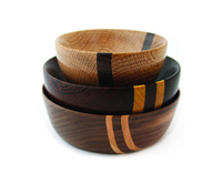 Jennifer McDowell - wood turning