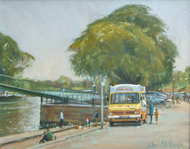 Ice Cream, Eel Pie Island 8x10 - £600