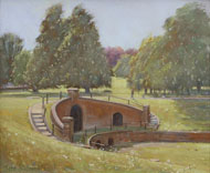 The Old Grotto, Carshalton Park 10x12 £SOLD