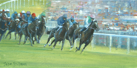 Derby Runners III 6x12 - SOLD