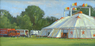 The Big Top, Zippos Circus 6x12 - £600